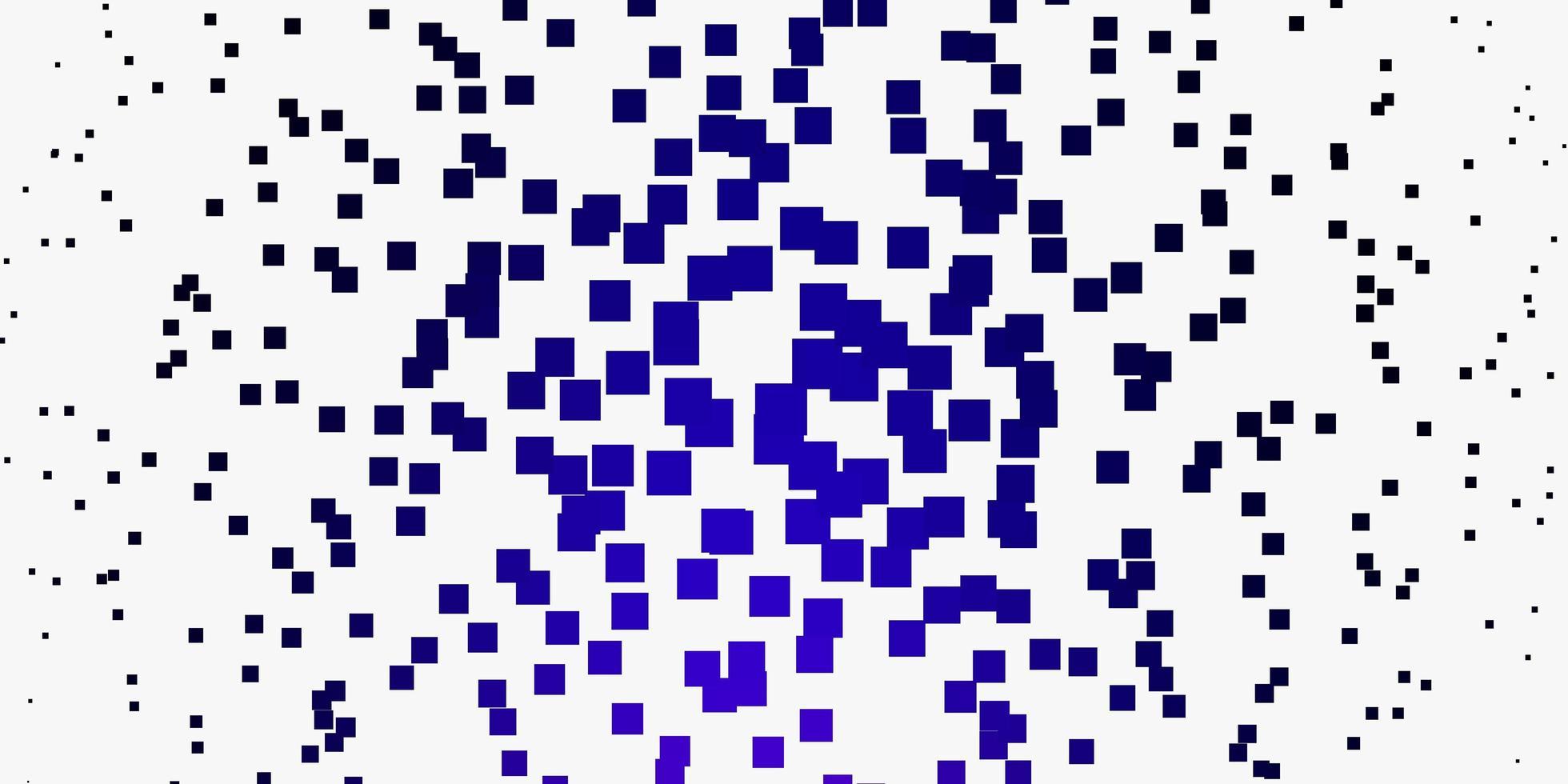 blauer Hintergrund mit Rechtecken. vektor