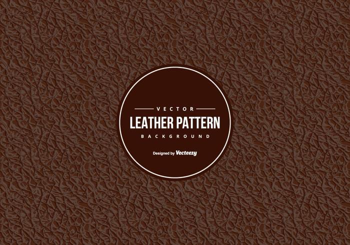 Läder mönster bakgrund vektor