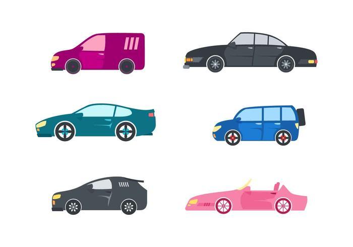 Fria Enastående Automotive vektorer
