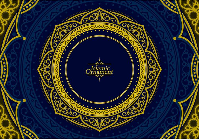 Islamische Ornament Free Vector