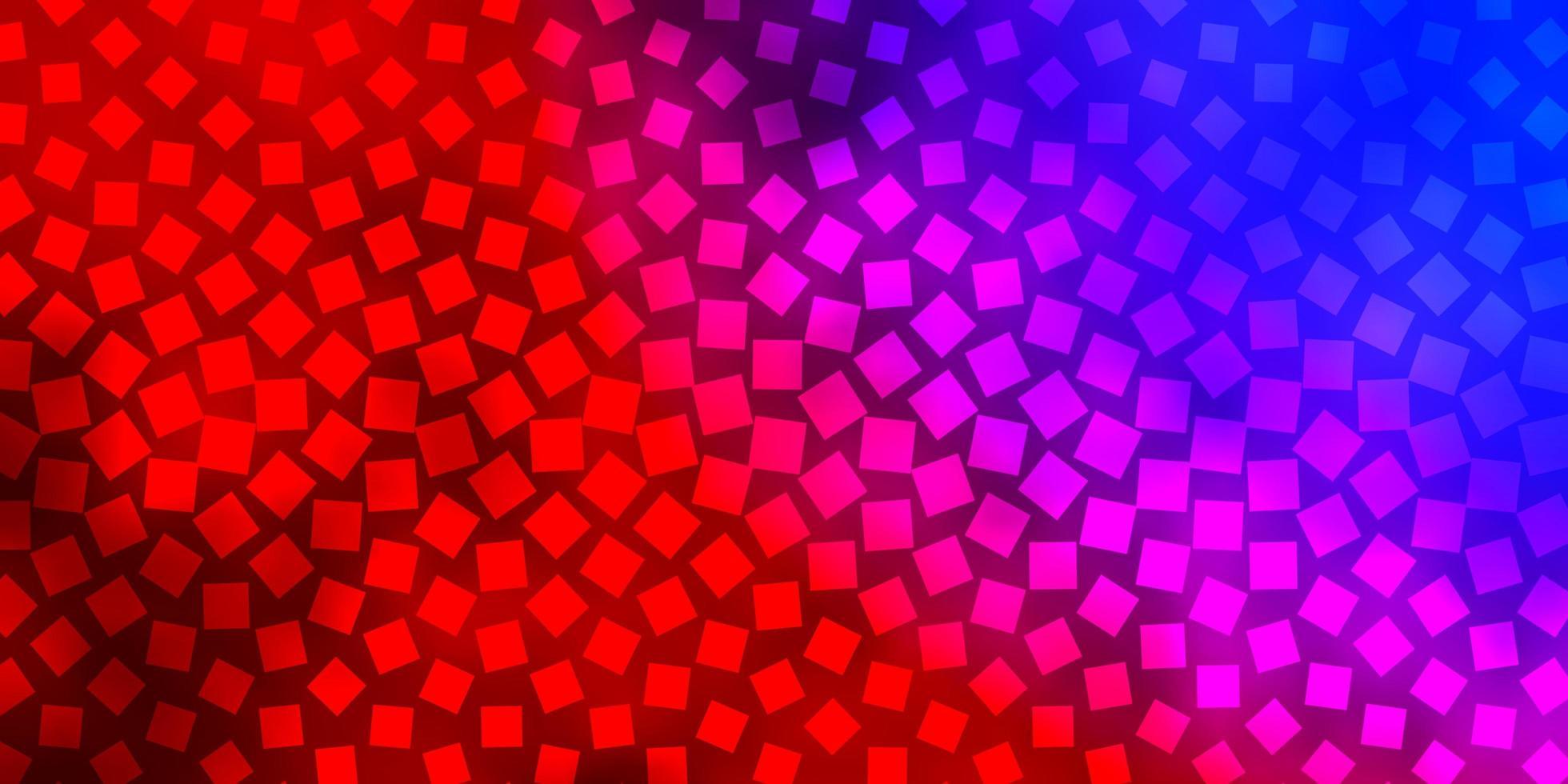 blå och röd bakgrund i polygonal stil. vektor