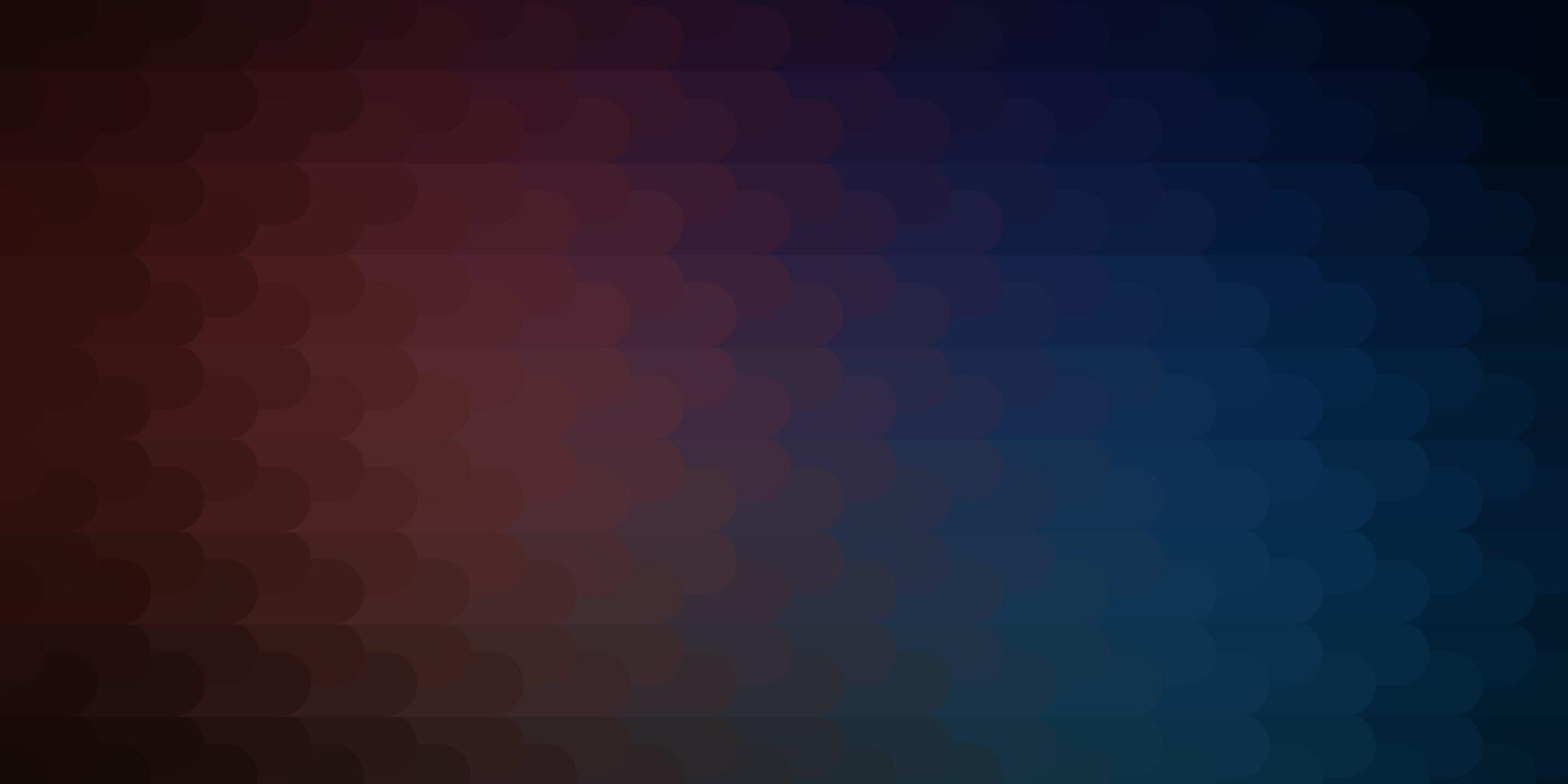 dunkelblaue und rote Textur mit Linien. vektor