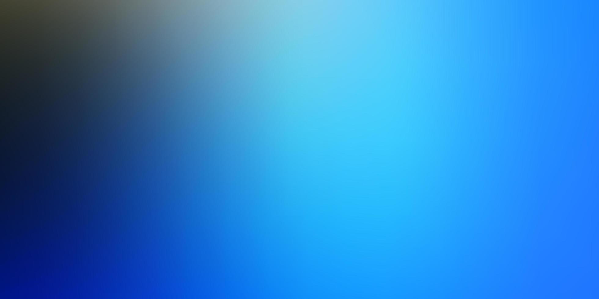 blå abstrakt ljus mall. vektor