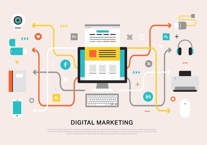 Vector Digital Design and Marketing