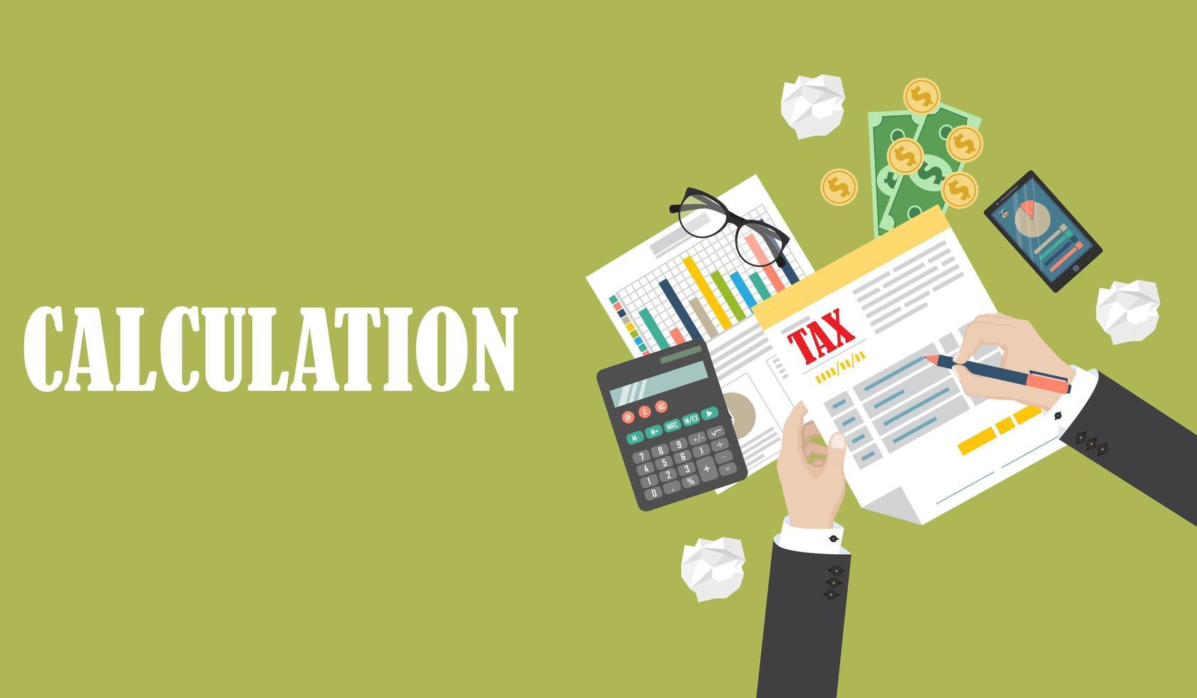 Prüfung des Steuerprozesses vektor