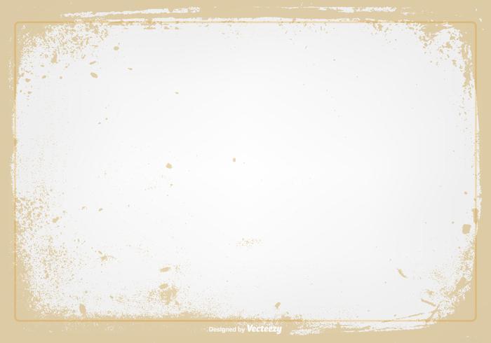 Grunge Frame Bakgrund vektor