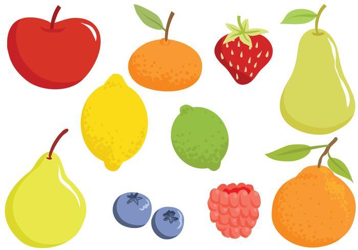 Kostenlose Obst-Vektoren vektor