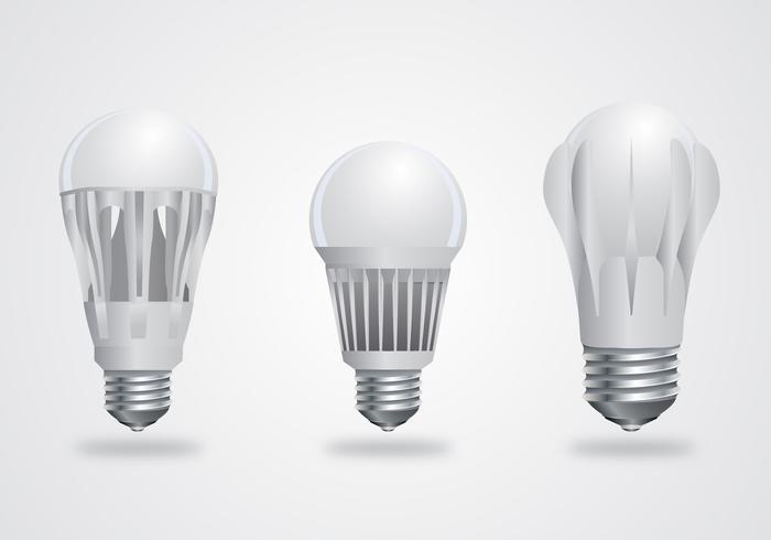 LED Light Vector Packs