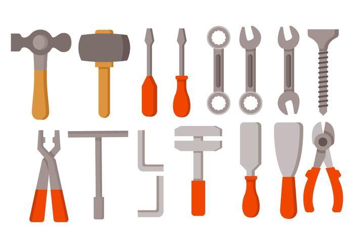Gratis Handverktyg Vector