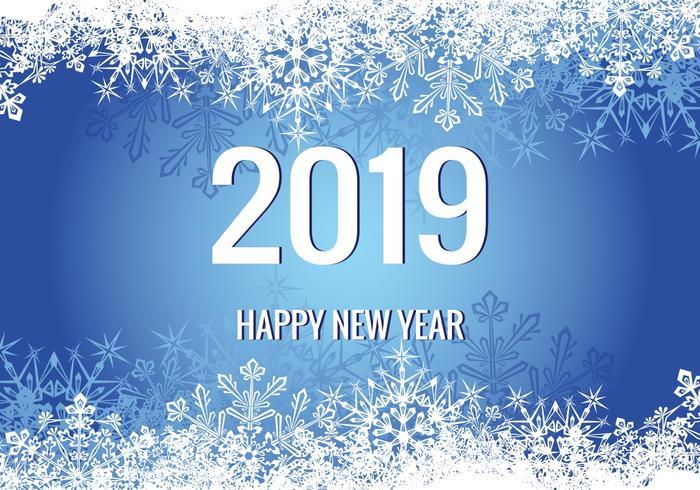 Neujahr 2018 Illustration vektor
