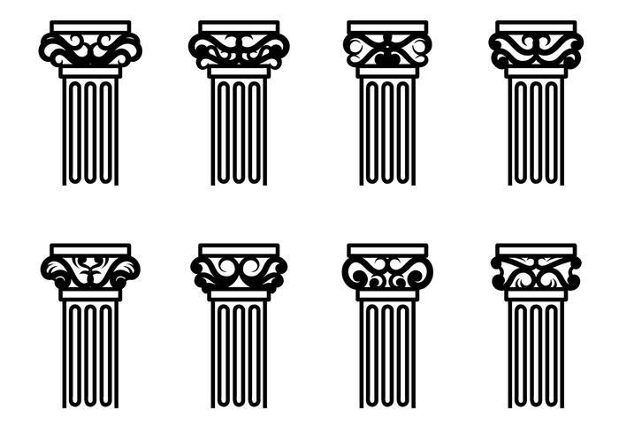 Korinthischen Vektor