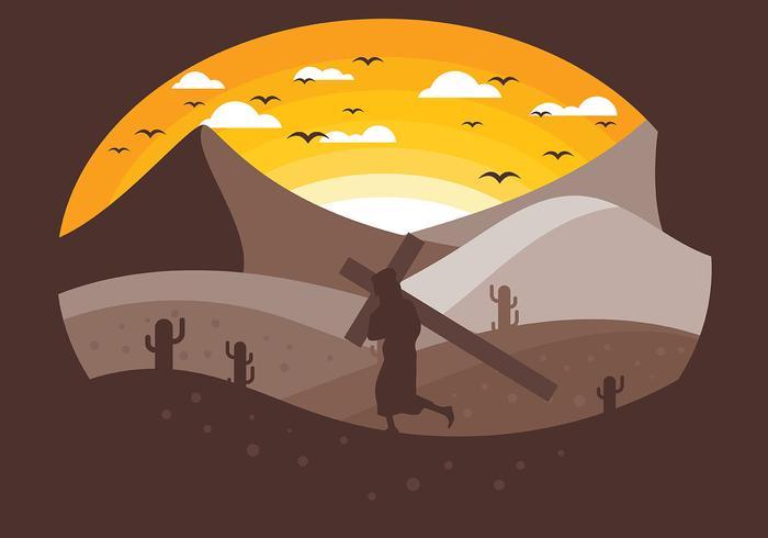 Lent Vektor Illustration