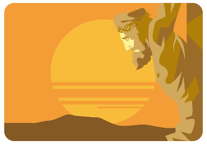 Lent Illustration Vektor