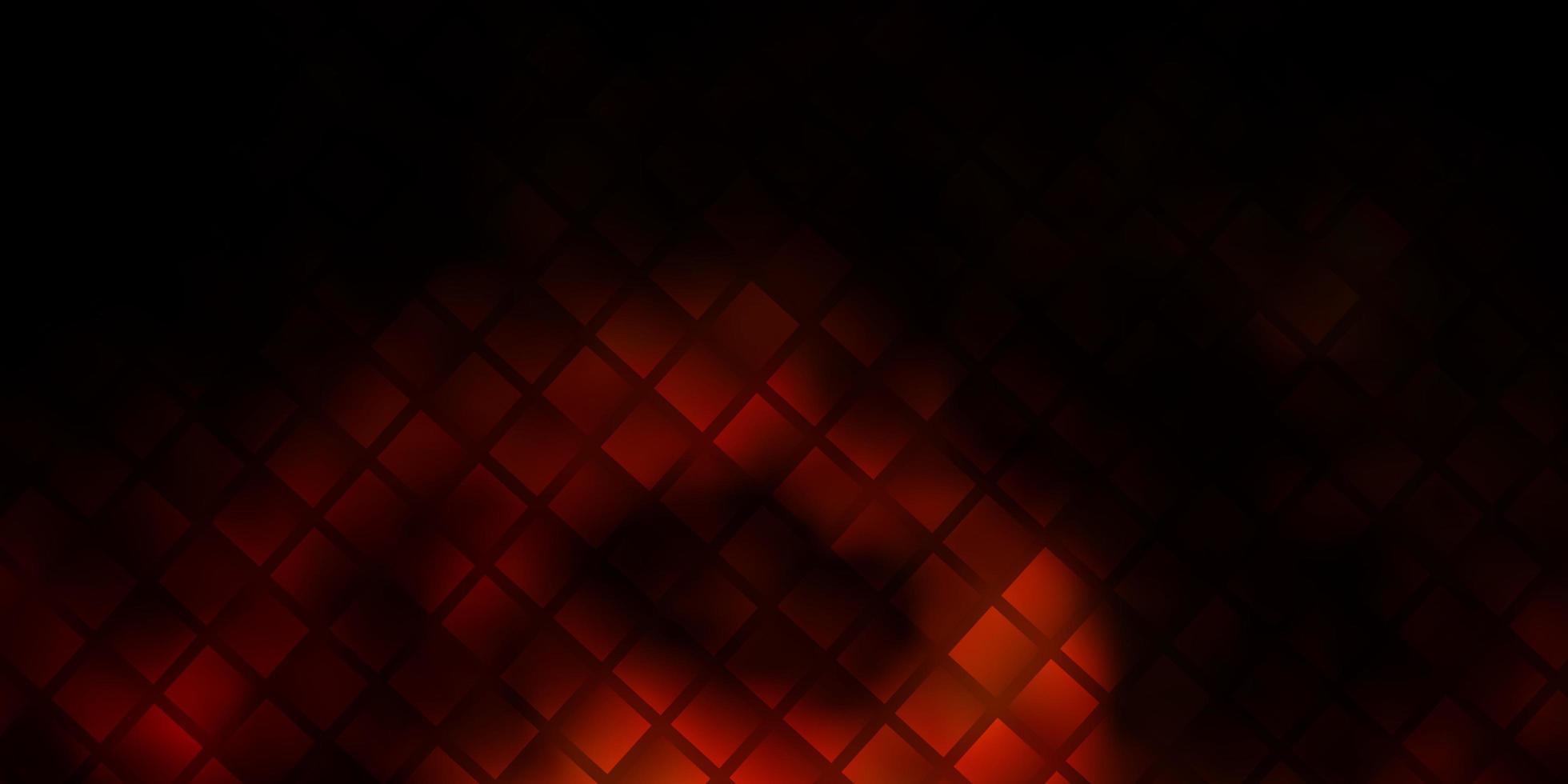 dunkelroter Hintergrund mit Rechtecken. vektor