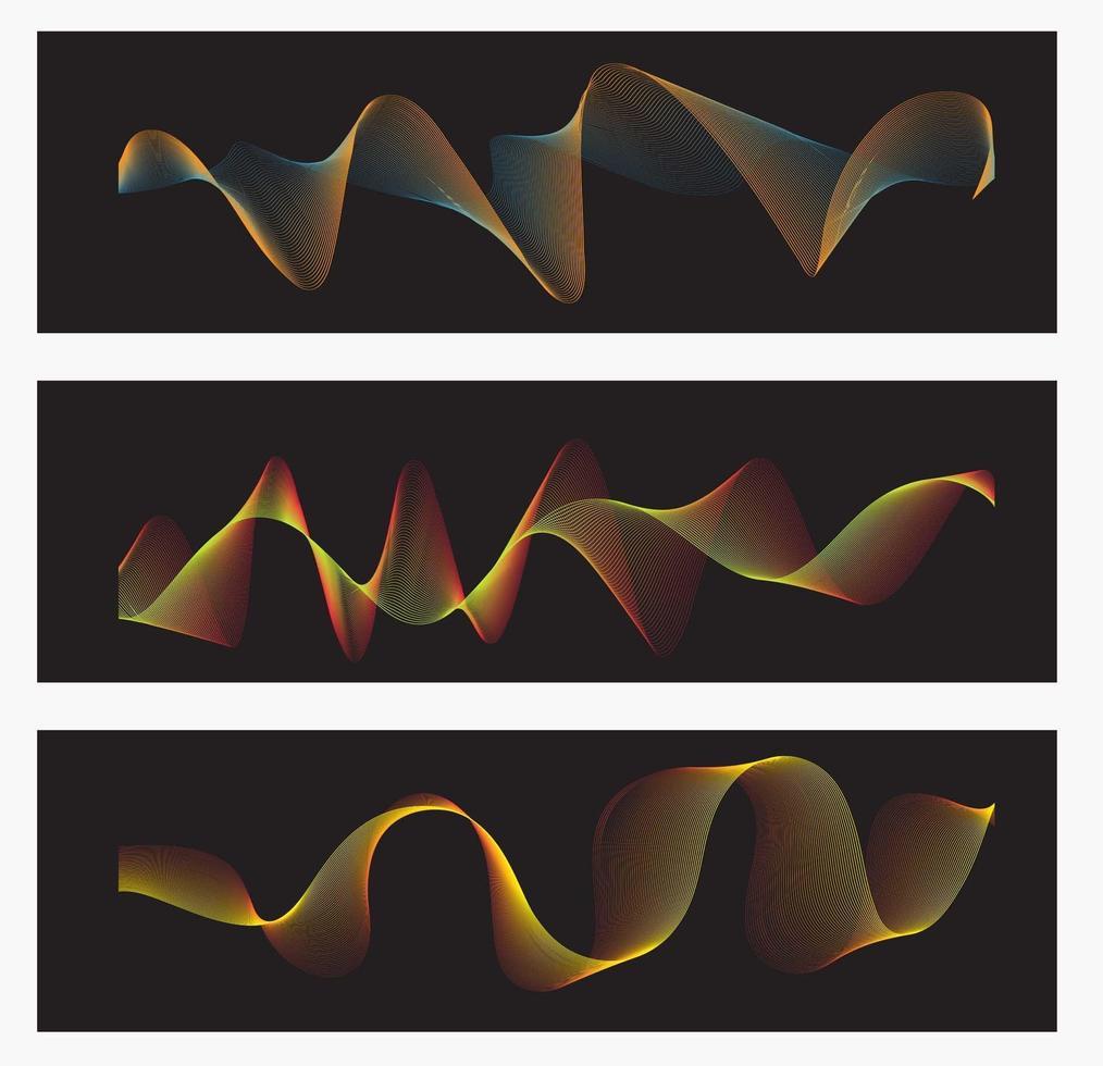 vektor ljudvågor, ljudutjämningsteknik