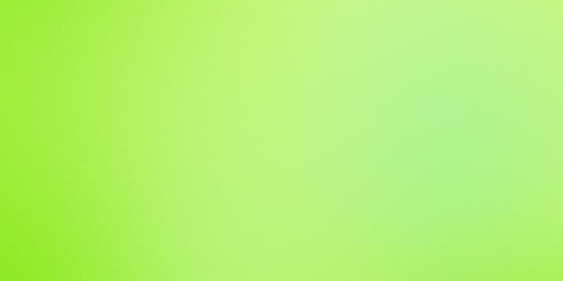 hellgrüne Vorlage mit Rechtecken. vektor