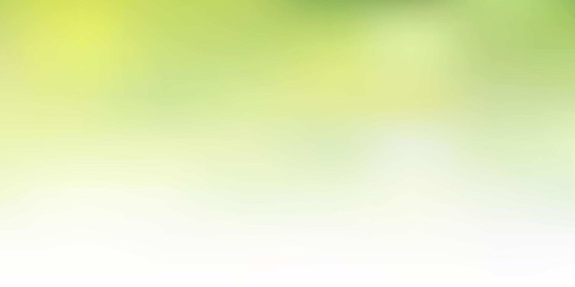 ljusgrön abstrakt suddighetsbakgrund. vektor