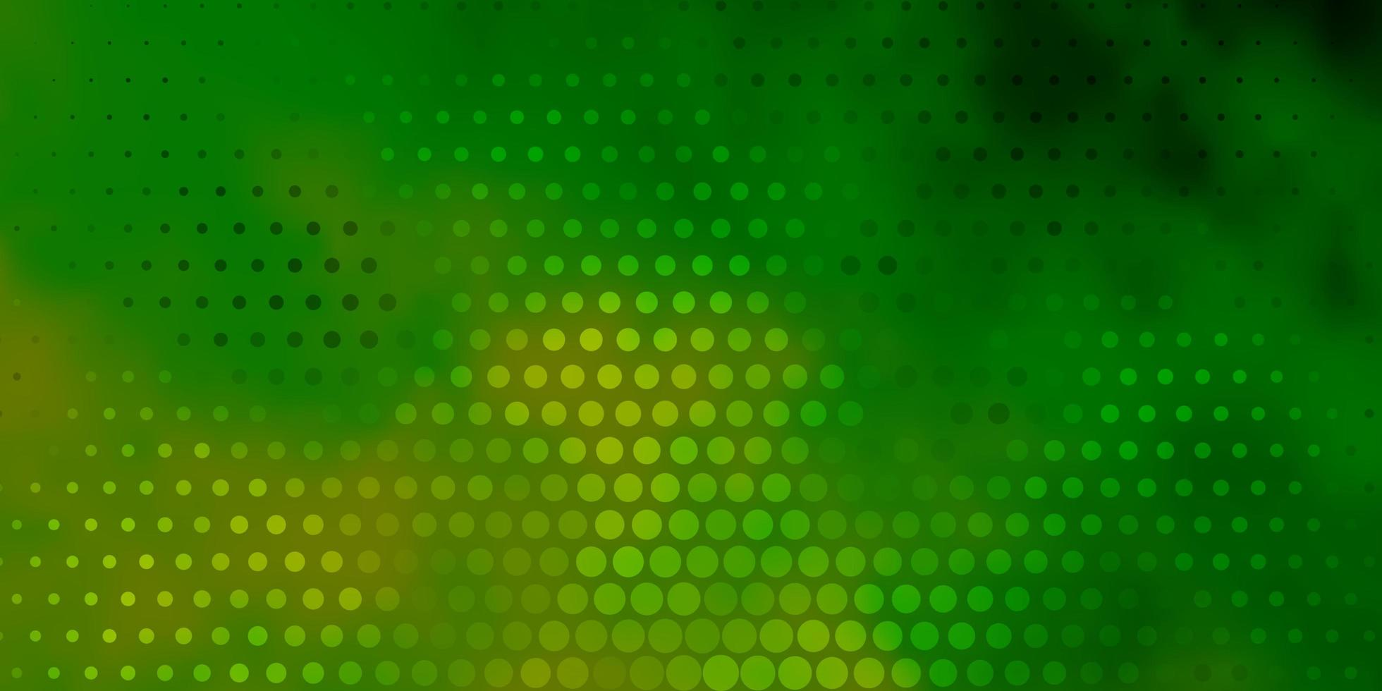 ljusgrön bakgrund med fläckar. vektor