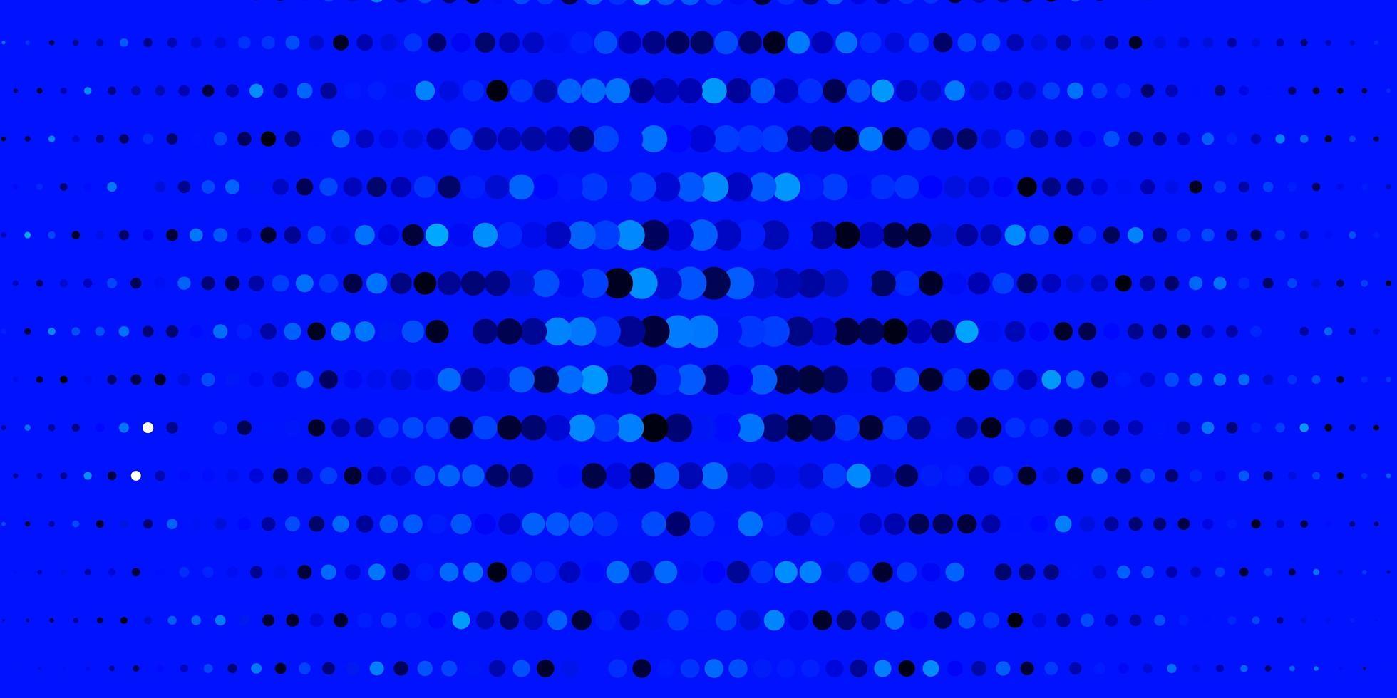 blå bakgrund med fläckar. vektor