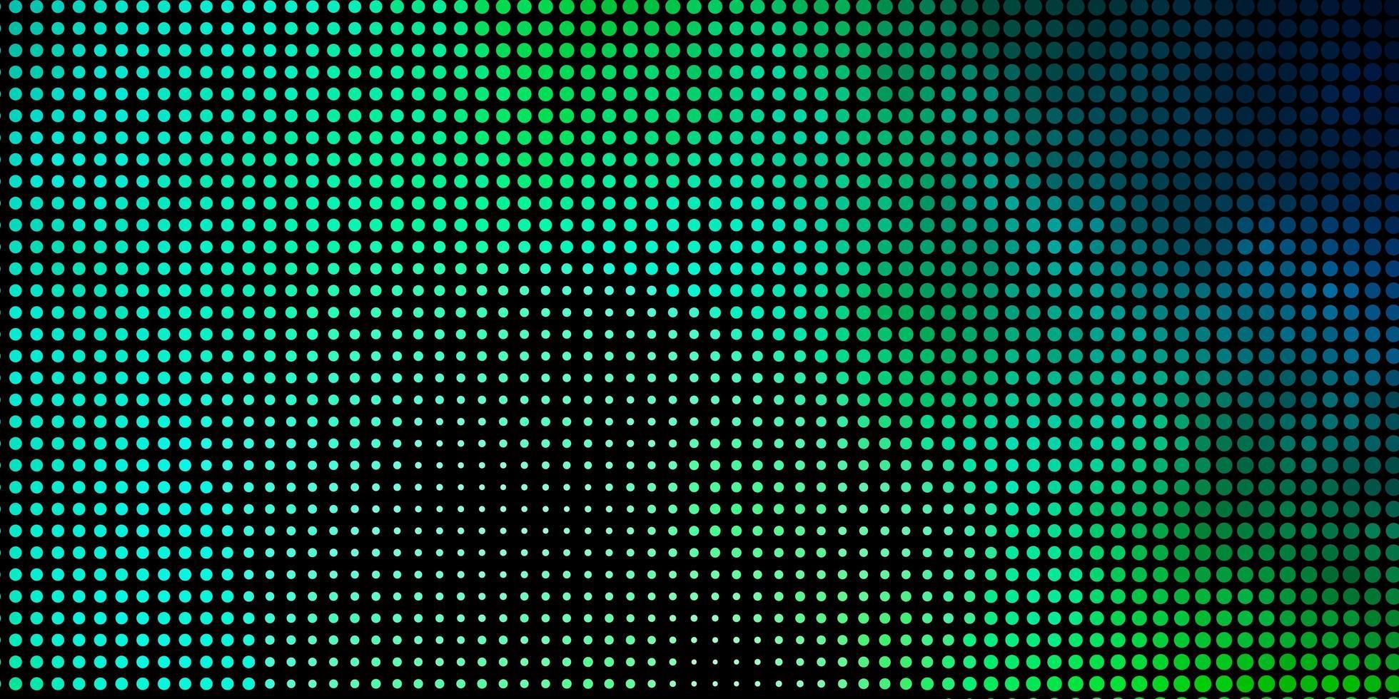 hellgrüne Textur mit Scheiben. vektor