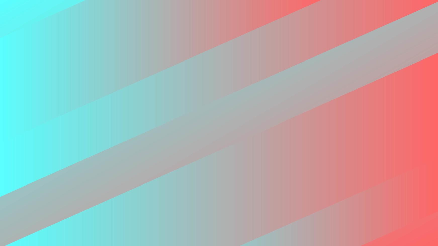 bakgrundsabstrakt geometrisk blå mynta och rött vektor