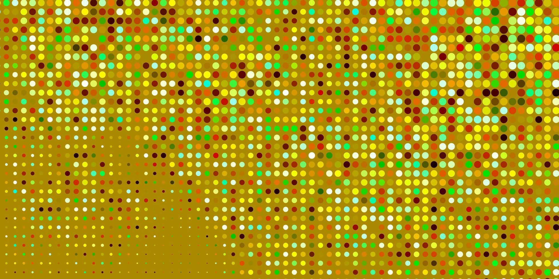 hellgrüner Hintergrund mit Flecken. vektor