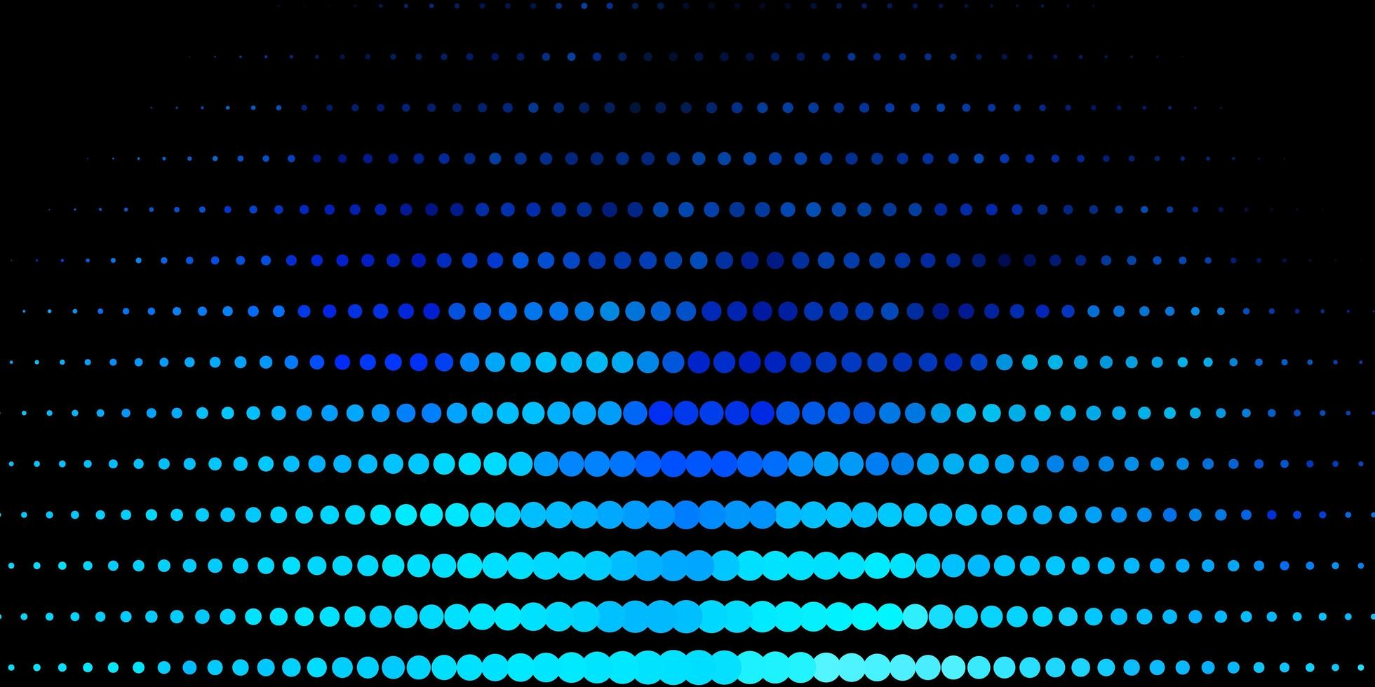 blauer Hintergrund mit Flecken. vektor