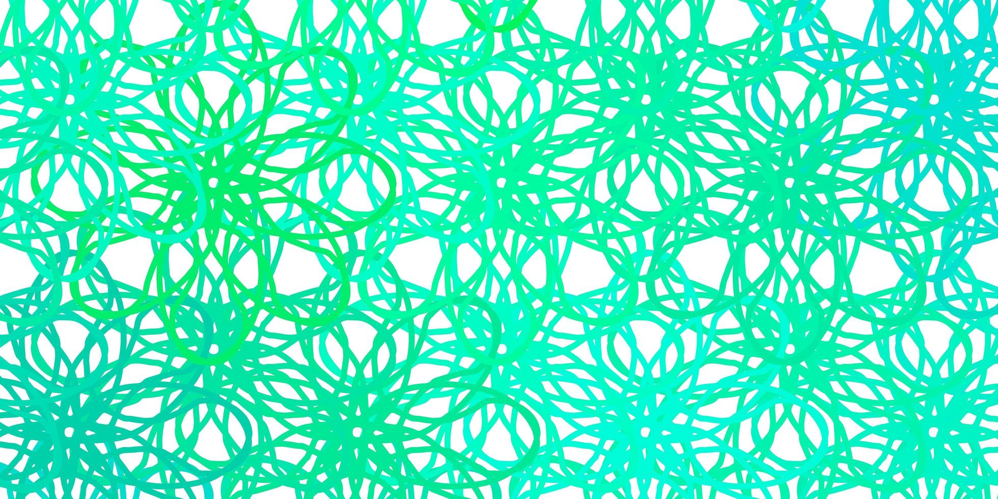 ljusgrön konsistens med kurvor. vektor