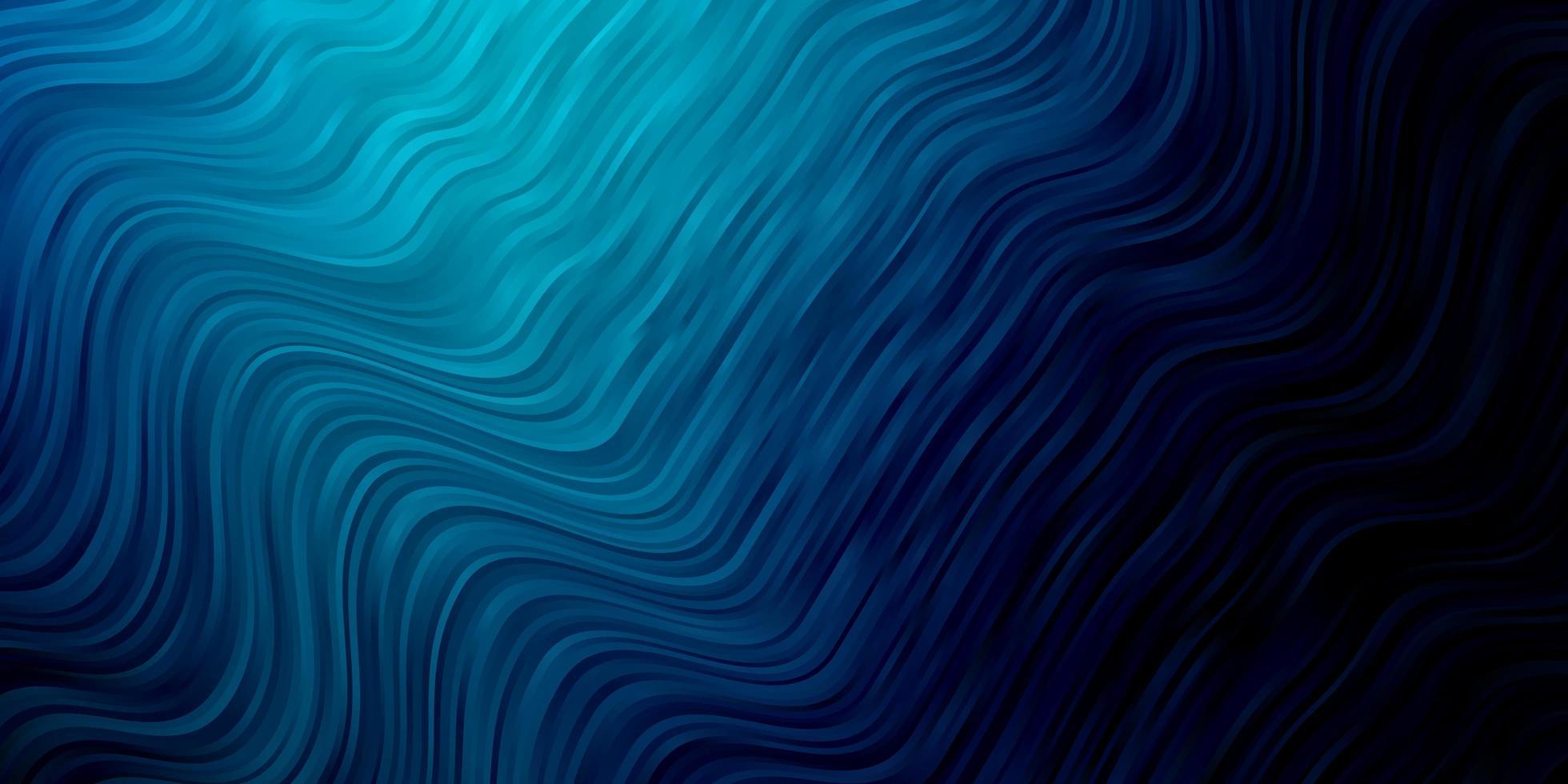 mörkblå konsistens med cirkulär båge. vektor