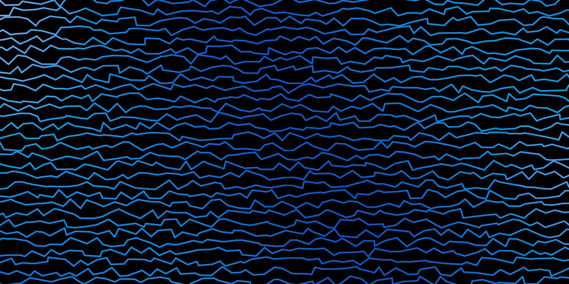dunkelblaue Textur mit Kreisbogen. vektor