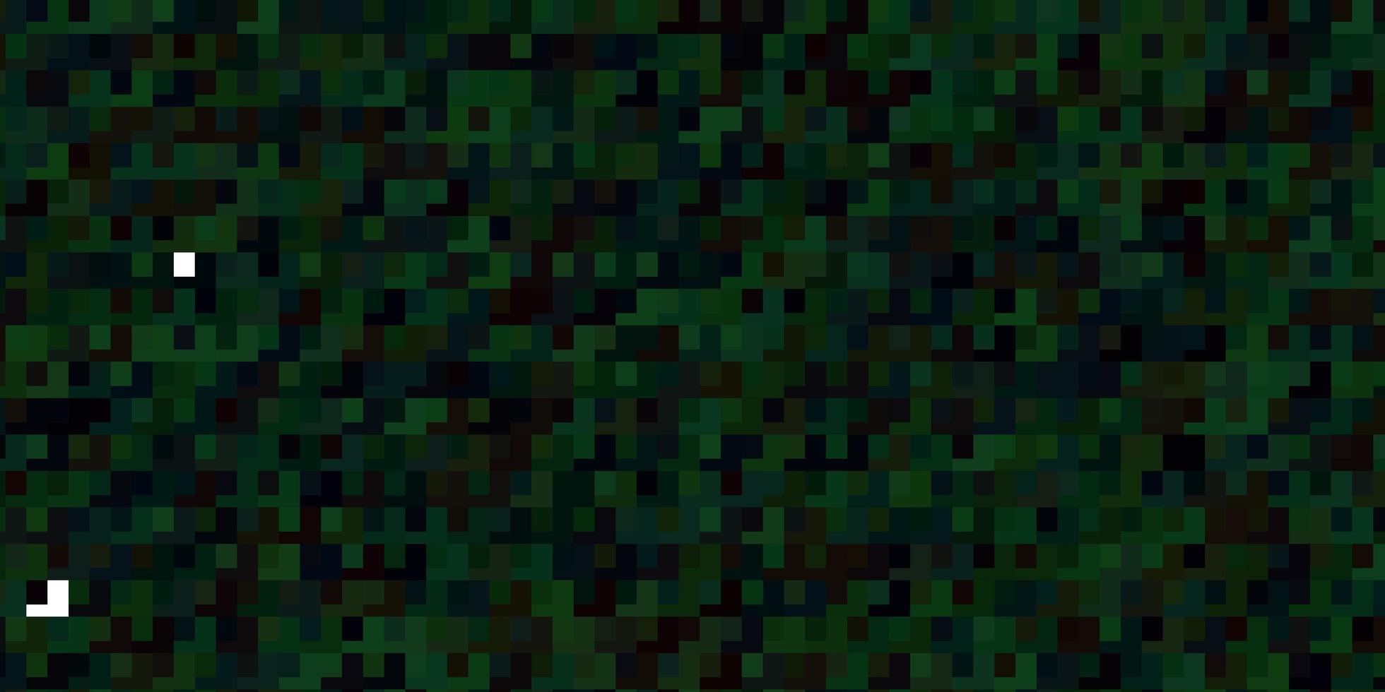 grüner Hintergrund im polygonalen Stil. vektor