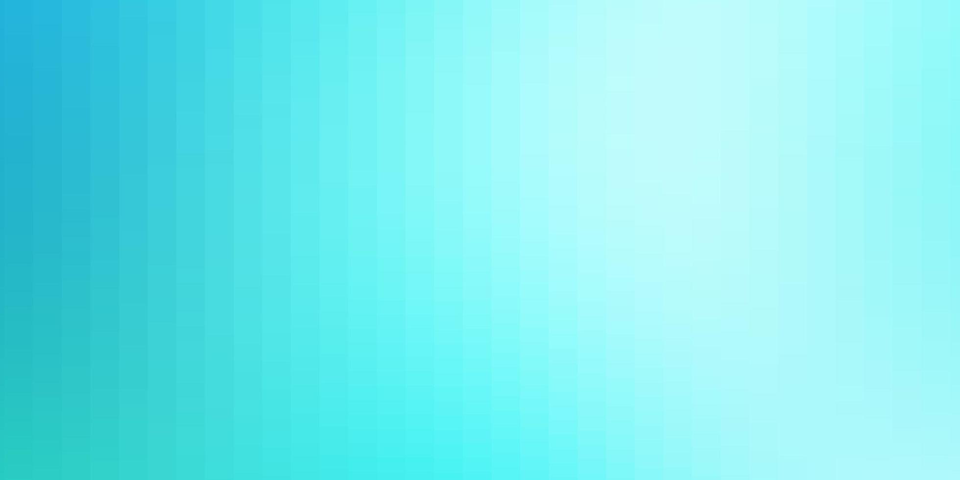 blauer Hintergrund im polygonalen Stil. vektor
