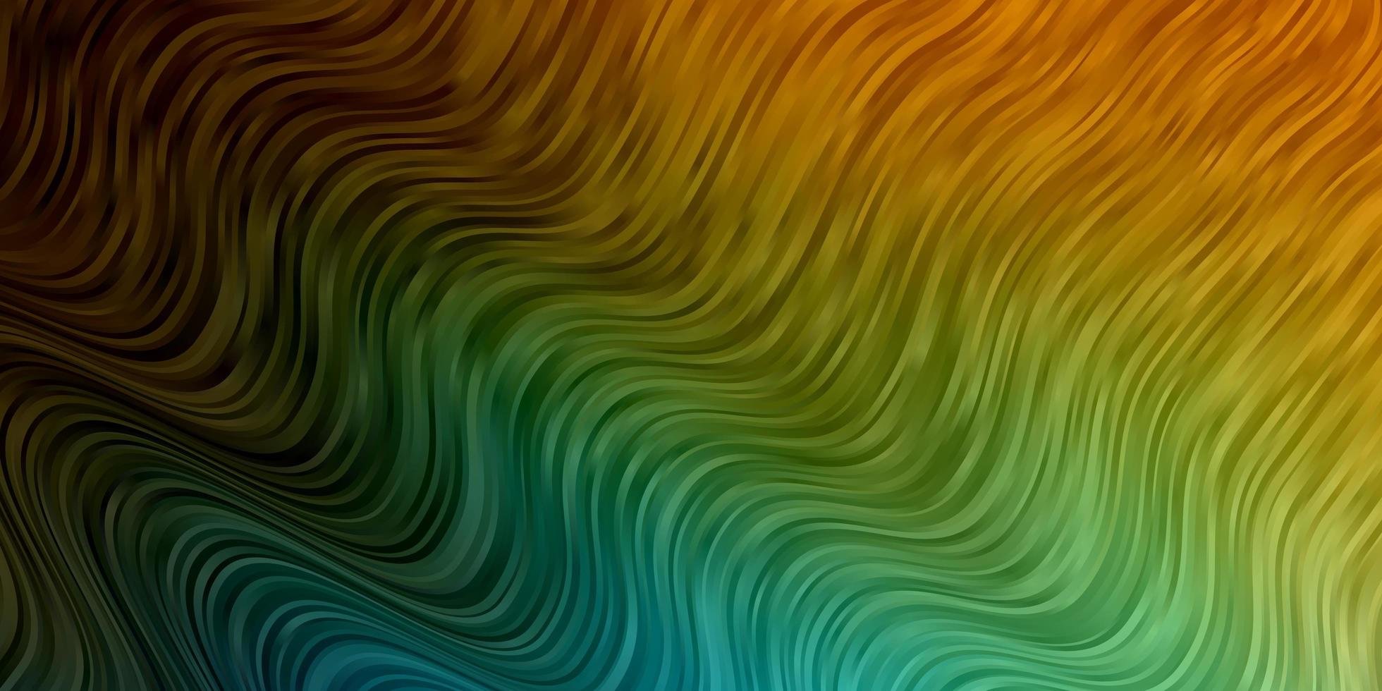 ljusblå, gul bakgrund med sneda linjer. vektor