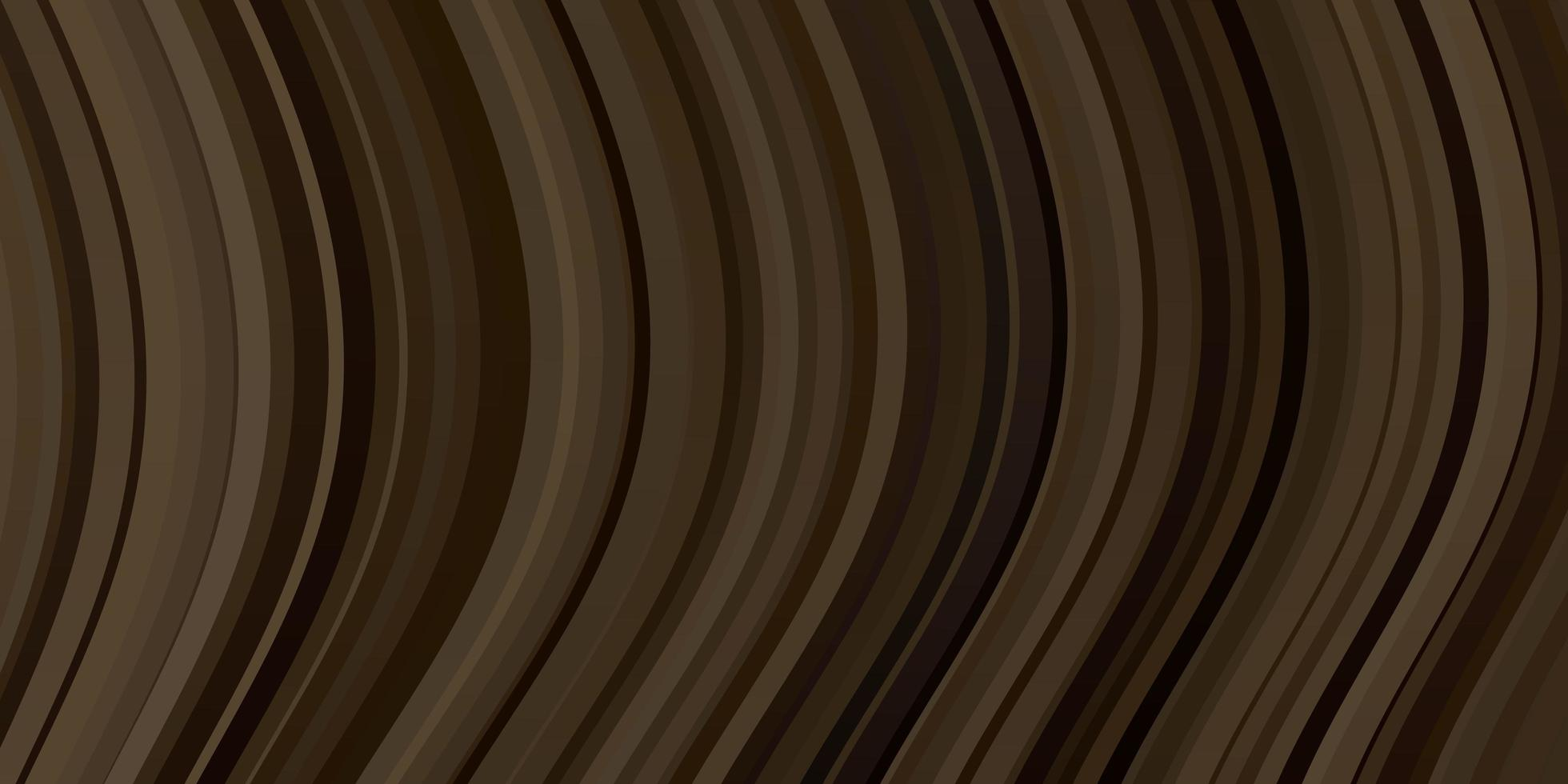 grauer Hintergrund mit gebogenen Linien. vektor