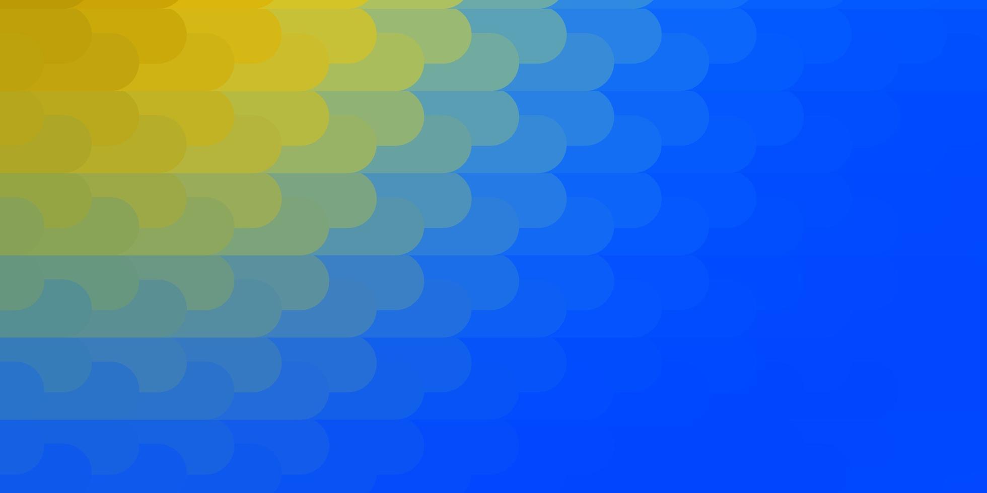 hellblaue, gelbe Textur mit Linien. vektor