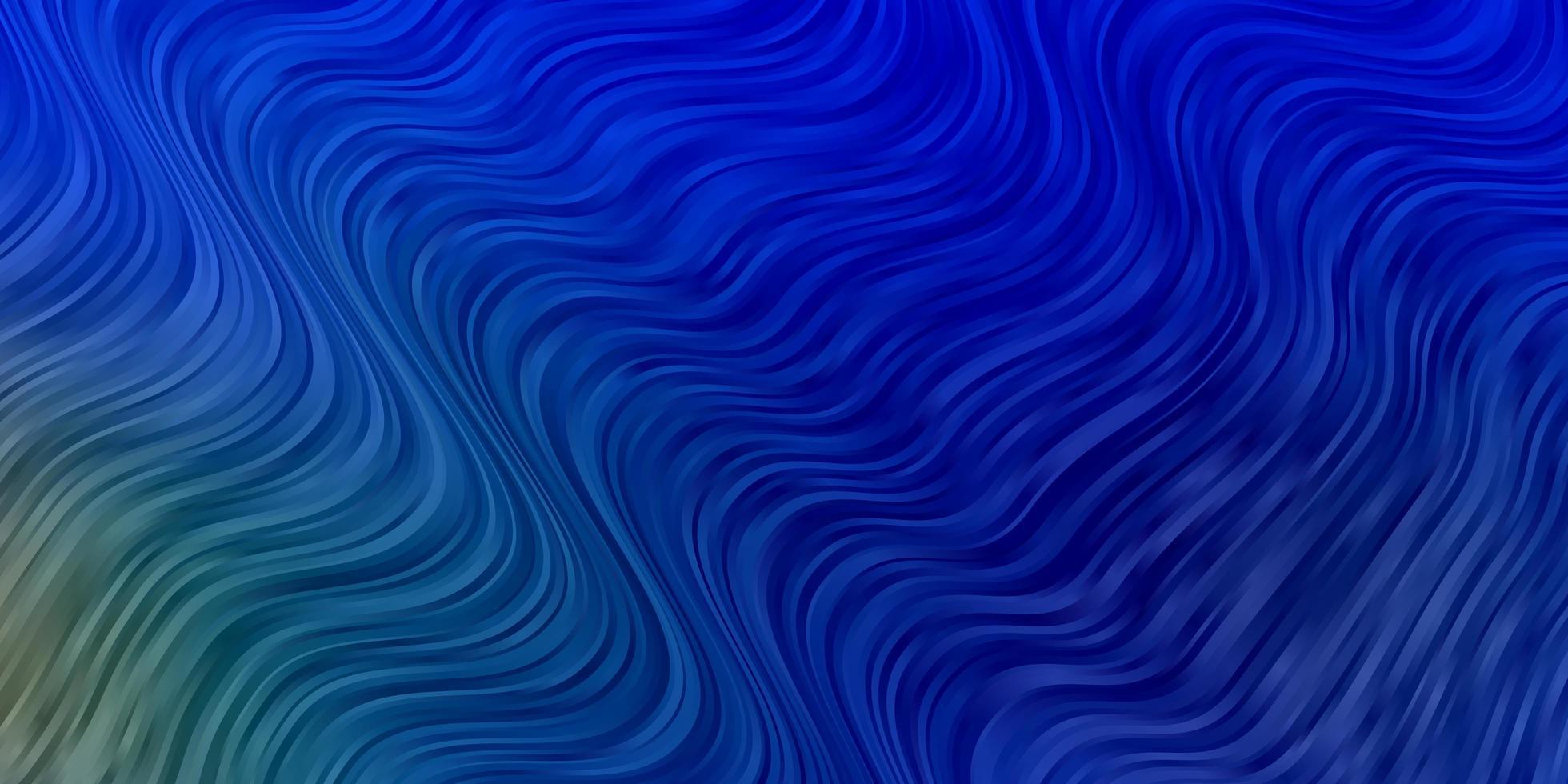 ljusblått, gult mönster med sneda linjer vektor