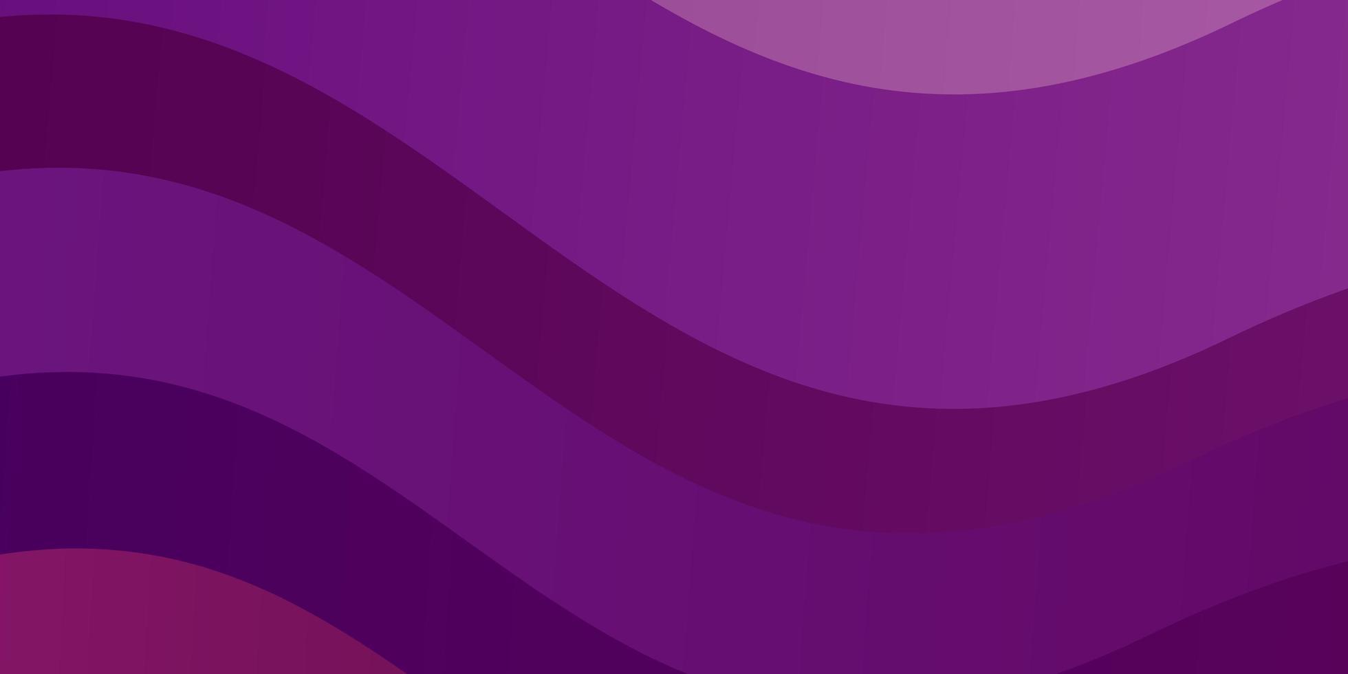 hellvioletter, rosa Hintergrund mit Linien. vektor
