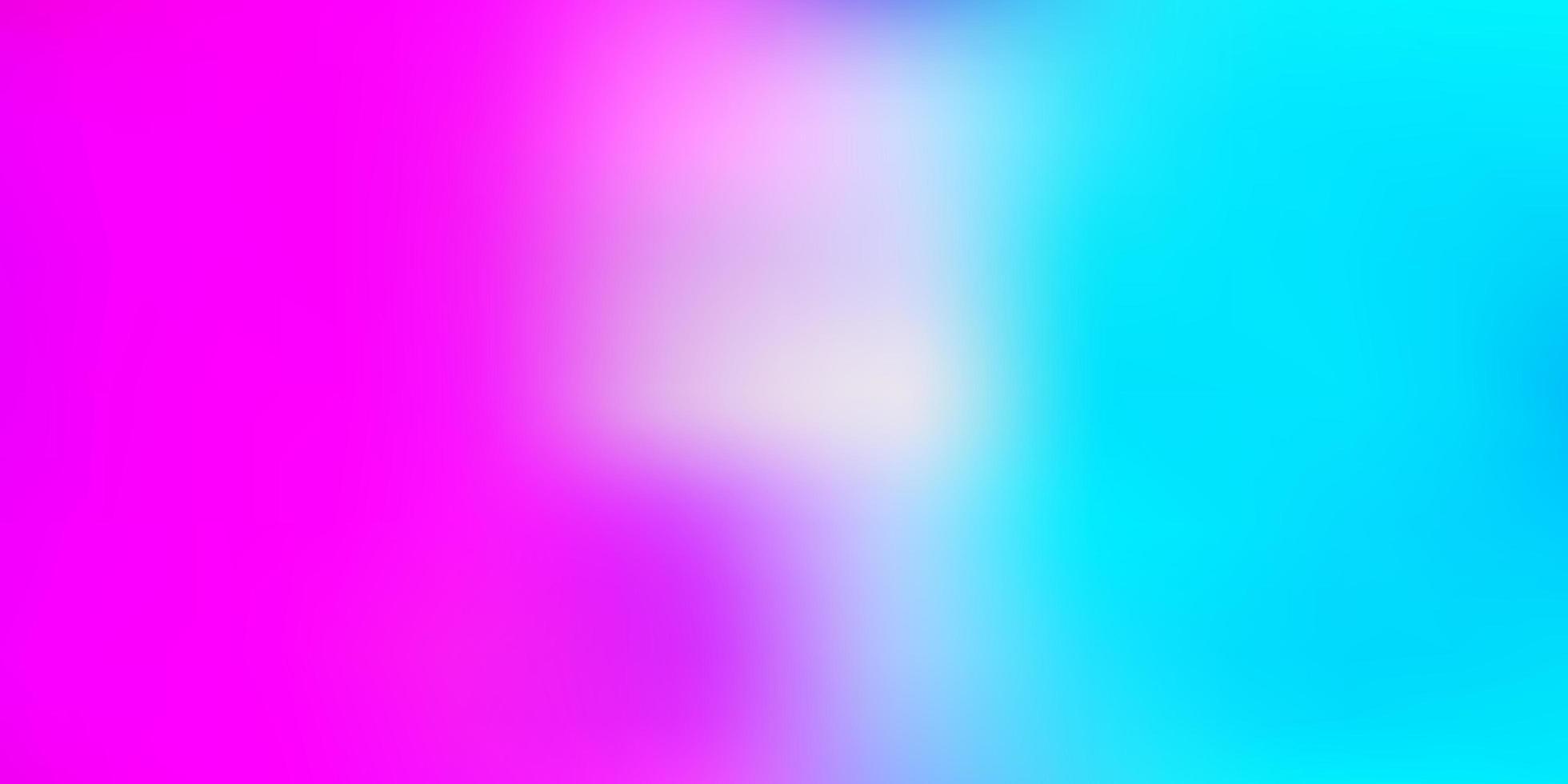 ljusblå, röd vektor abstrakt oskärpa ritning.