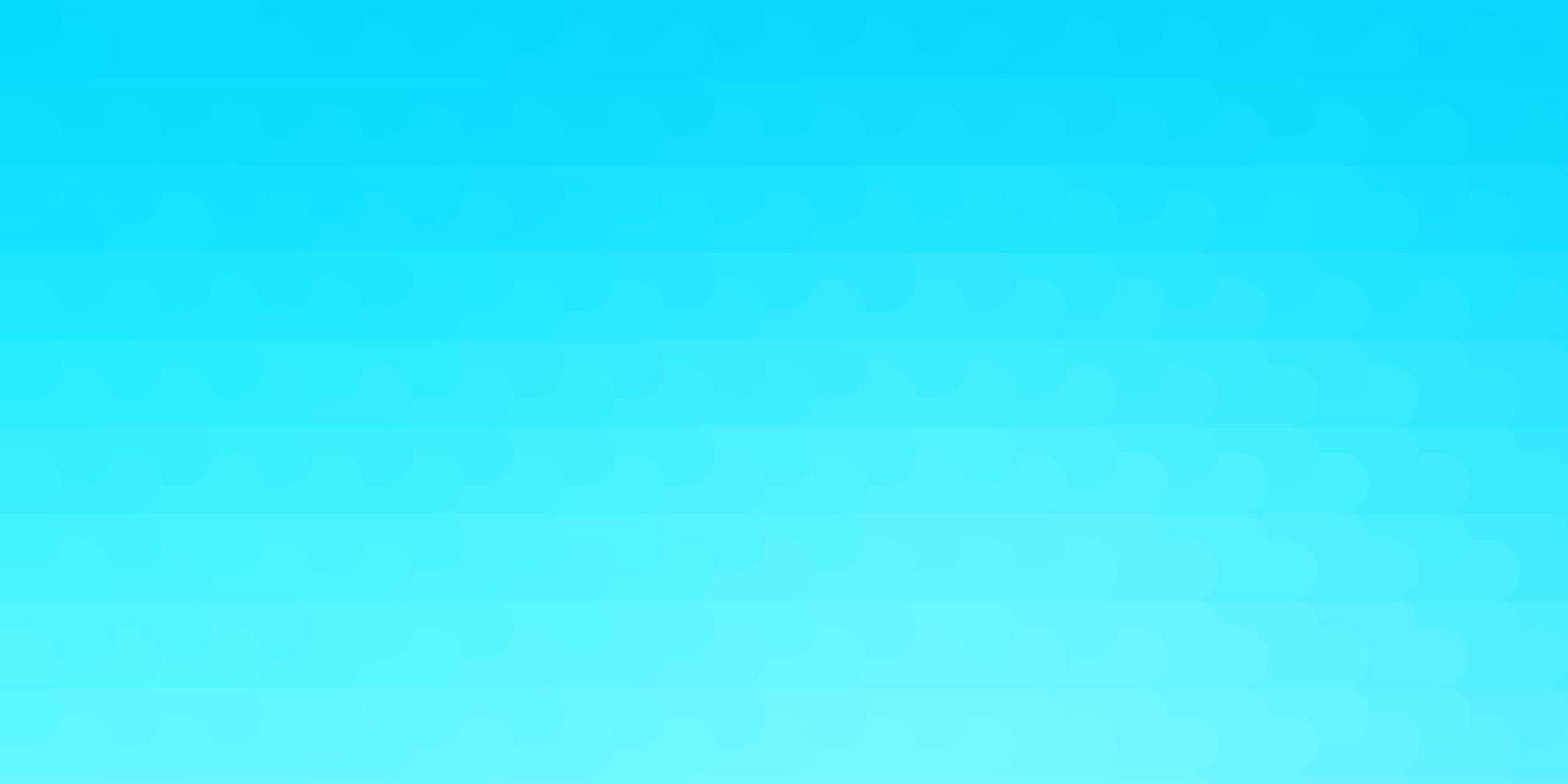 ljusblå vektormall med linjer. vektor