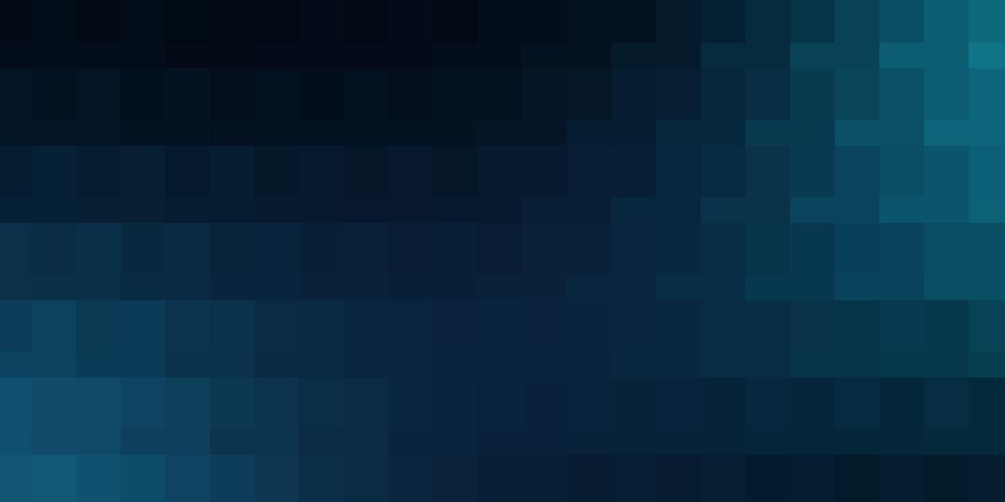 ljusblå vektorlayout med linjer, rektanglar. vektor