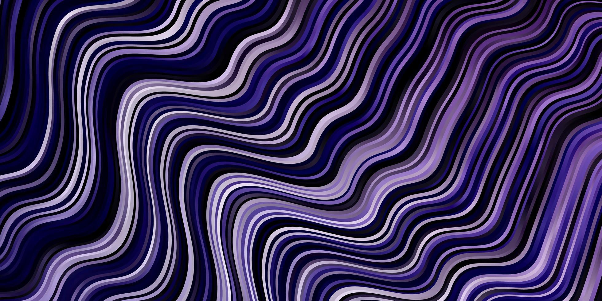 ljuslila vektorbakgrund med sneda linjer. vektor