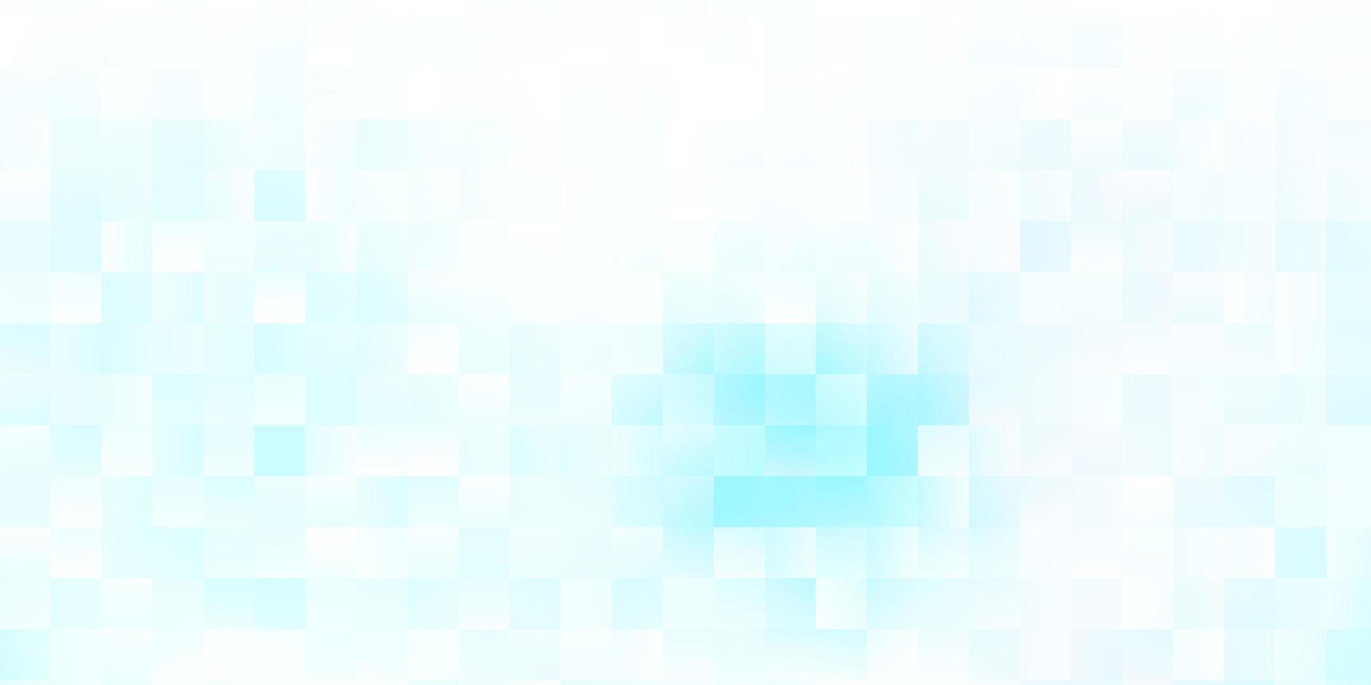 hellviolette Vektorschablone mit abstrakten Formen. vektor