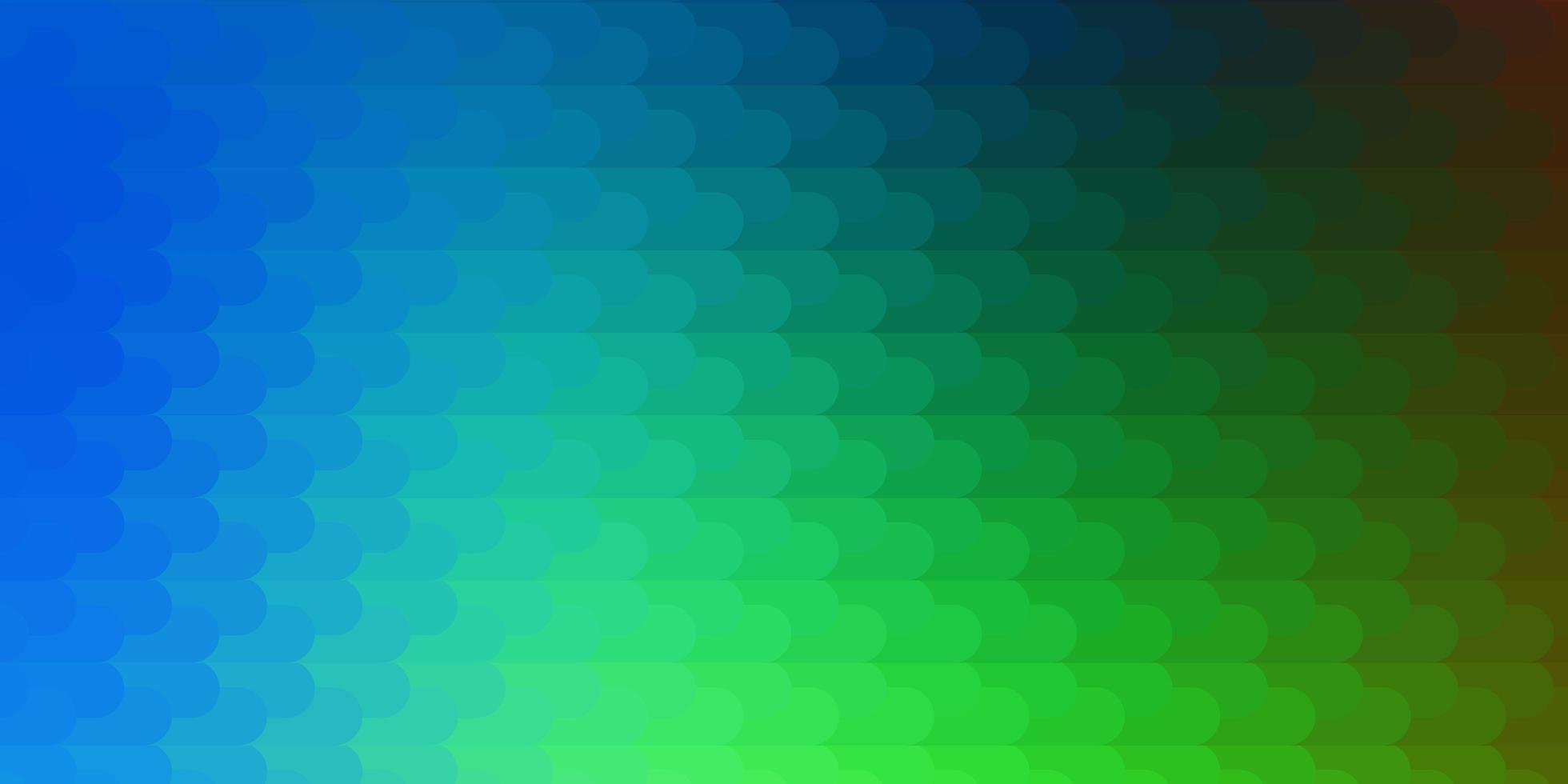 ljusblå, grön vektorstruktur med linjer. vektor
