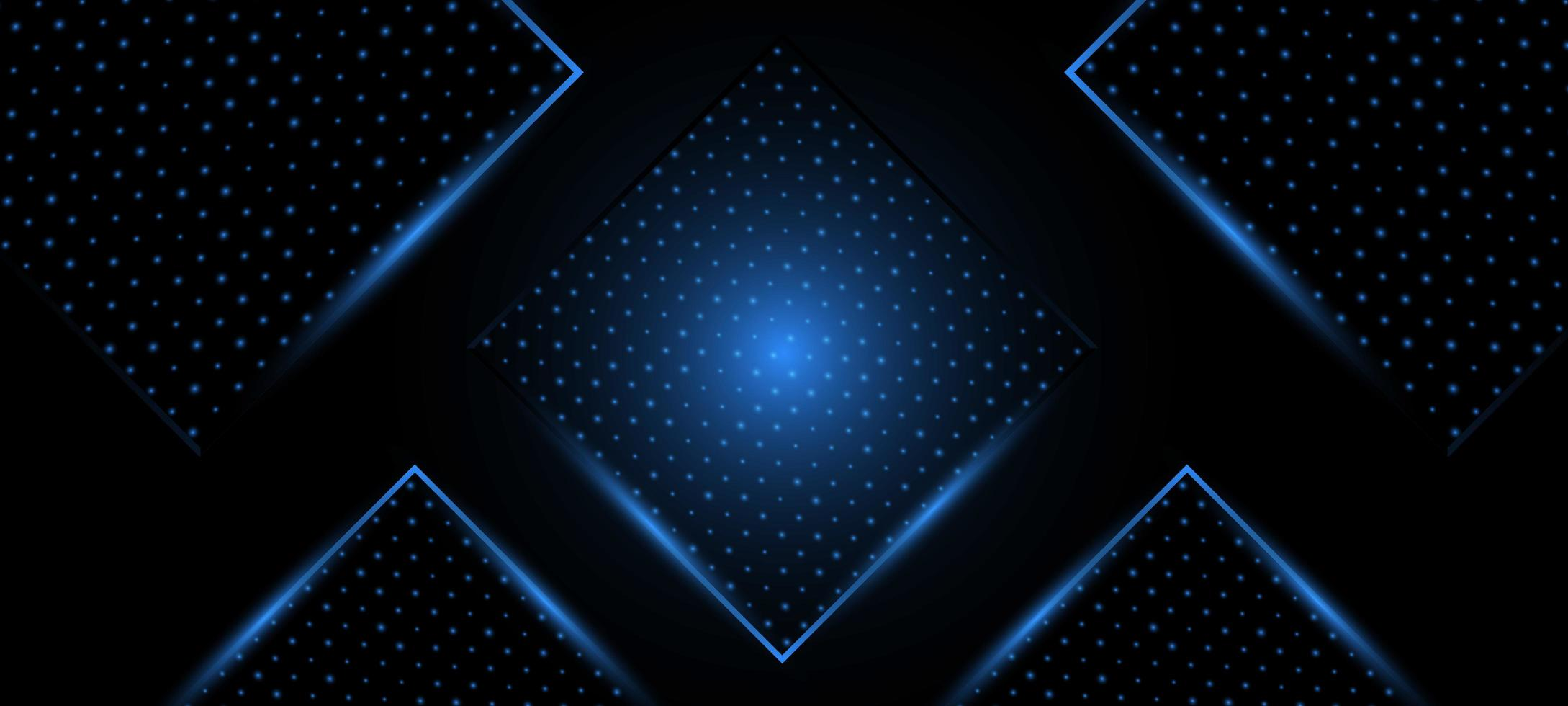 blaues Licht Hintergrund vektor