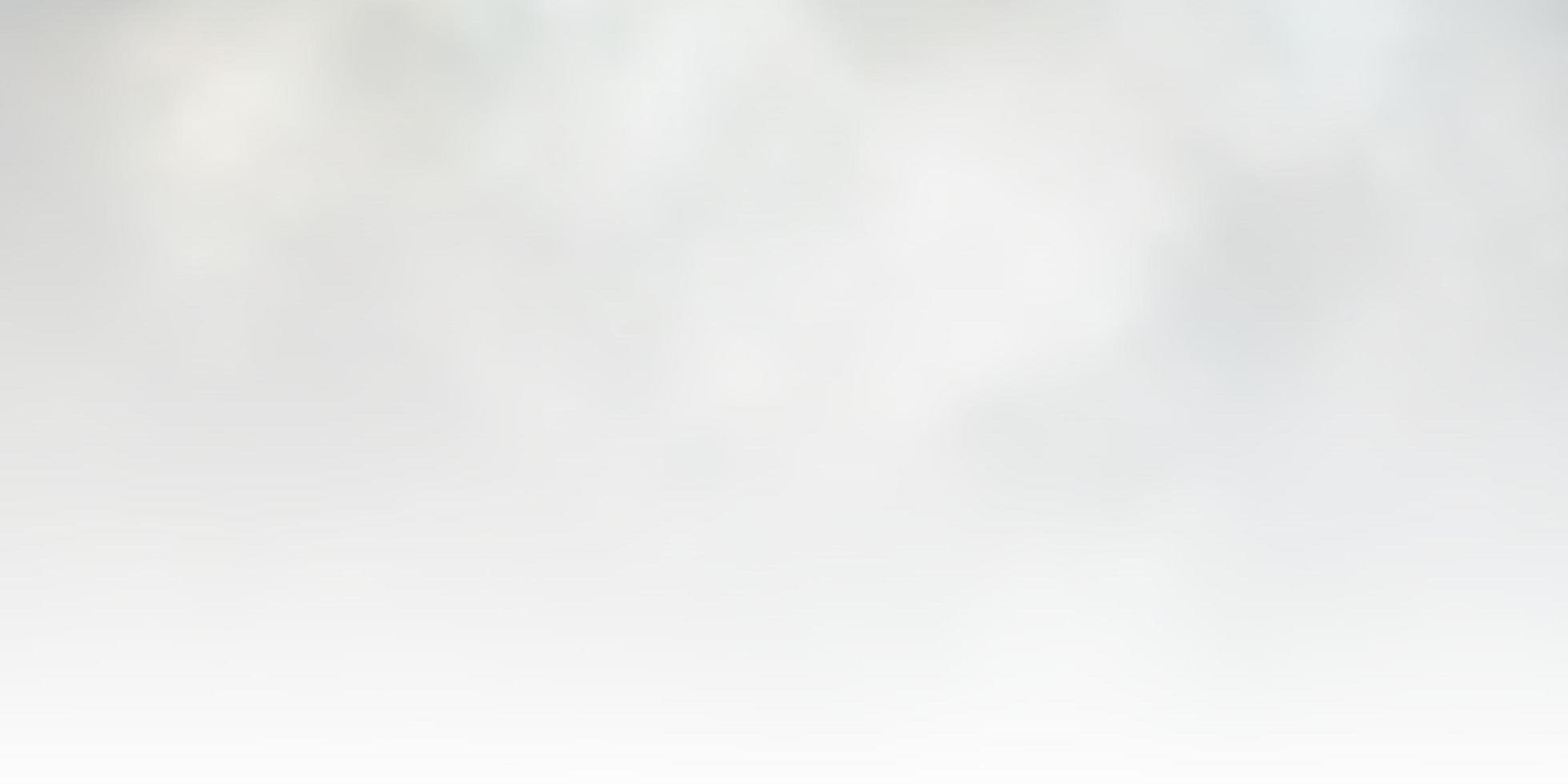 hellgrauer Vektorhintergrund mit Wolken. vektor