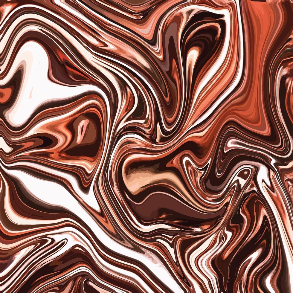 flytande marmor konsistens med abstrakt bakgrund vektor