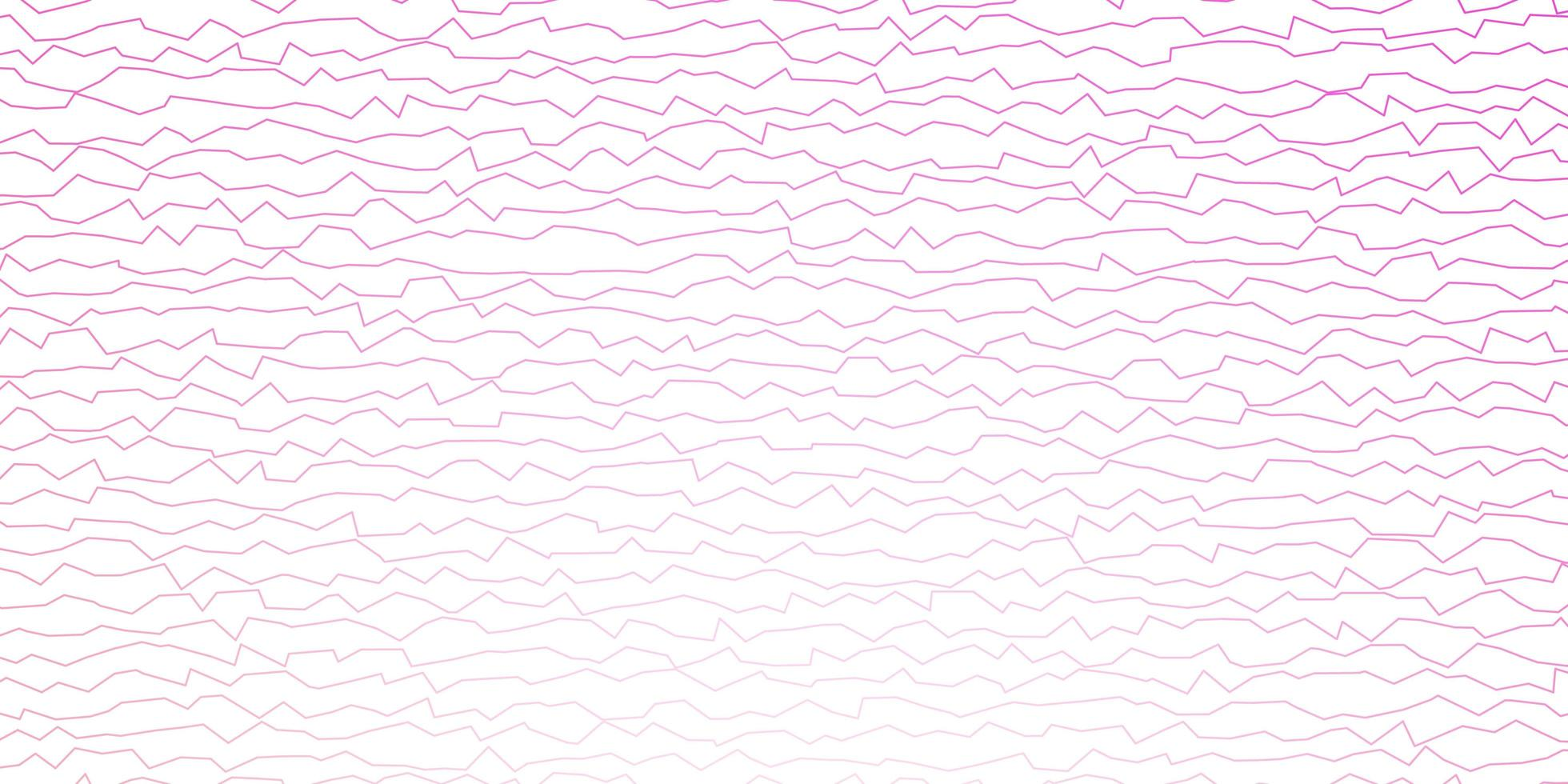 mörkrosa vektorlayout med cirkelbåge. vektor