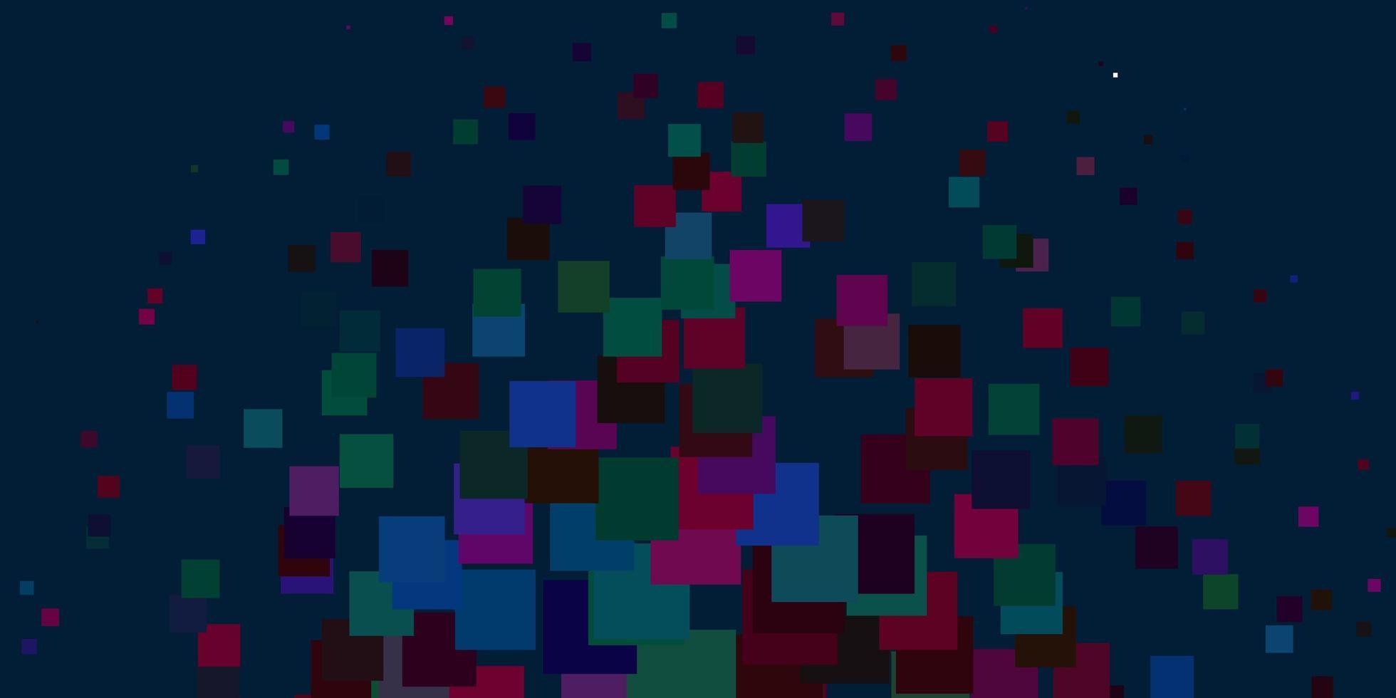 ljus flerfärgad bakgrund med rektanglar. vektor