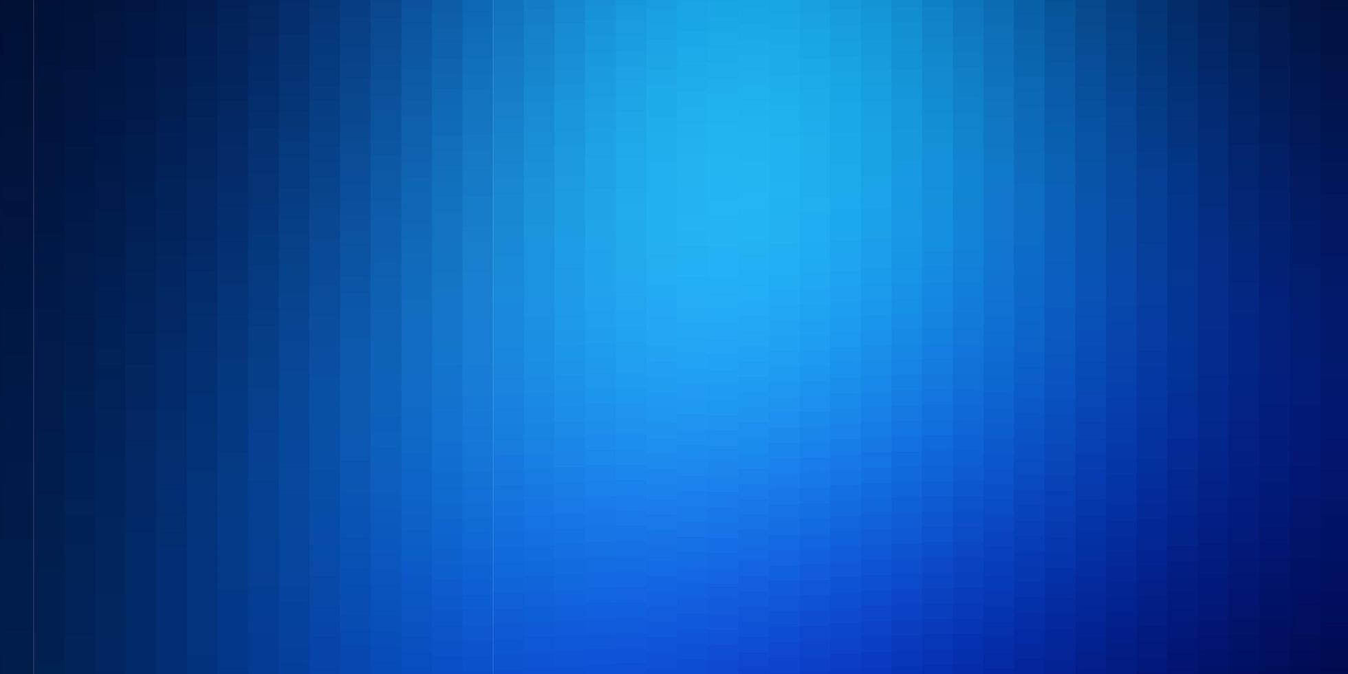 ljusblå vektor mönster i fyrkantig stil.