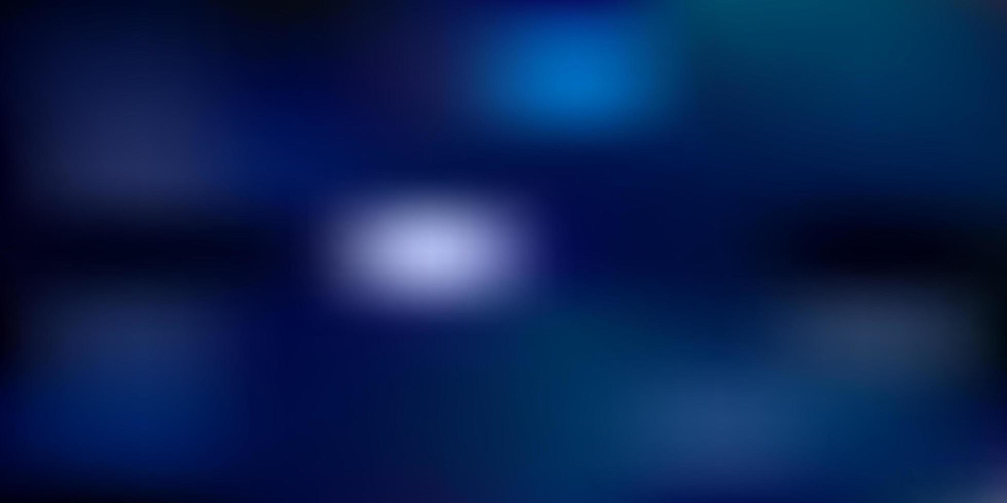 hellblaue Vektor abstrakte Unschärfe Hintergrund.
